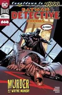 Detective Comics #995 CVR A