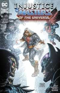 Injustice Vs The Masters of the Universe #6