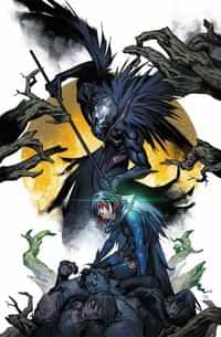 Raven Daughter of Darkness #11