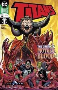 Titans #32 CVR A