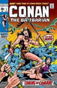 True Believers One-Shot Conan the Barbarian