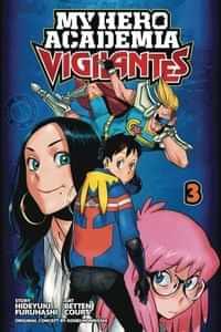 My Hero Academia GN Vigilantes V3