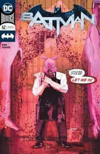Batman #62 CVR A