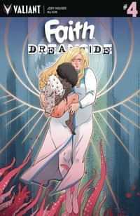 Faith Dreamside #4 CVR A Sauvage