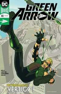 Green Arrow #48 CVR A