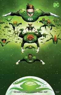 Green Lantern #3 CVR B