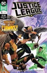 Justice League #15 CVR A