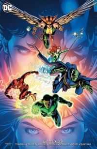 Justice League #15 CVR B