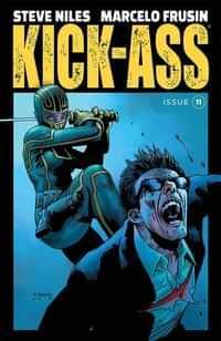 Kick-Ass #11 CVR A Frusin