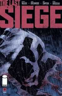 Last Siege #8 CVR A Greenwood