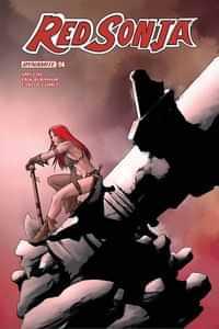 Red Sonja #25 CVR A Mckone