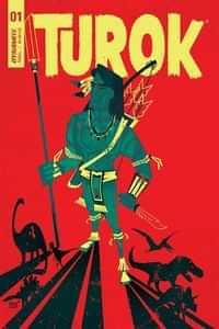 Turok #1 CVR C Veregge