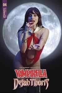 Vampirella Dejah Thoris #4 CVR E Vampirella Cosplay