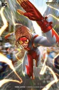 Young Justice #1 CVR D Impulse