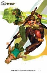 Young Justice #1 CVR E Robin