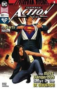 Action Comics #1007 CVR A