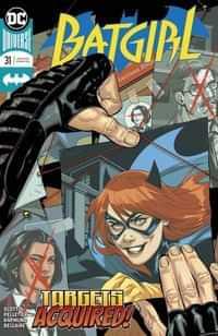 Batgirl #31 CVR A