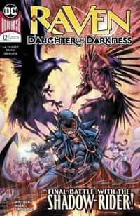 Raven Daughter of Darkness #12