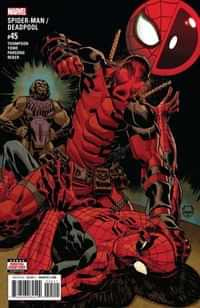 Spider-Man Deadpool #45