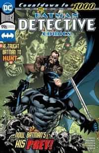 Detective Comics #996 CVR A