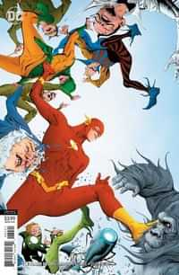 Flash #62 CVR B