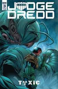 Judge Dredd Toxic #3