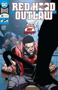 Red Hood Outlaw #30 CVR A