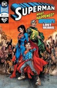 Superman #7 CVR A