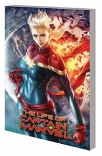 Captain Marvel TP Life of Captain Marvel