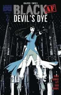 Black AF Devils Dye #2