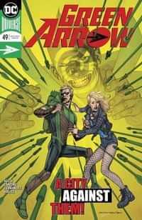 Green Arrow #49 CVR A