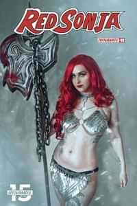Red Sonja #1 CVR E Cosplay