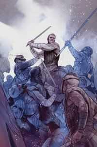 Sword Daughter #6 CVR A Oliver
