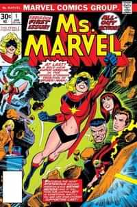 True Believers One-Shot Captain Marvel Ms Marvel