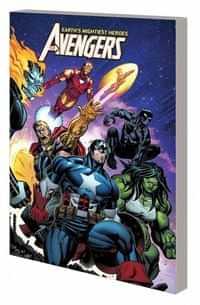 Avengers TP Jason Aaron World Tour