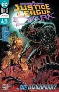 Justice League Dark #7 CVR A