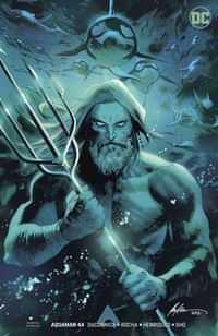 Aquaman #44 CVR B