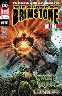 Curse of Brimstone Annual #1