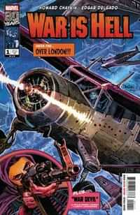 Marvel 80th One-Shot War Is Hell