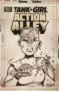 Tank Girl Action Alley #2 CVR C Artist Edition