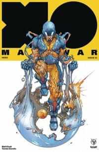 X-O Manowar #23 CVR A Rocafort
