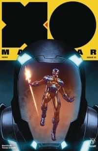 X-O Manowar #23 CVR B Yapur