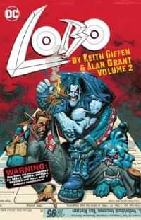 Lobo TP Keith Giffen and Alan Grant V2