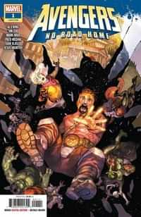 Avengers No Road Home #1