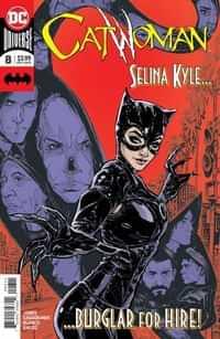 Catwoman #8 CVR A