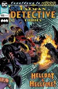 Detective Comics #998 CVR A
