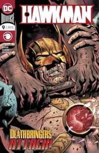 Hawkman #9 CVR A