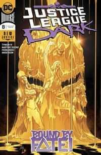 Justice League Dark #8 CVR A