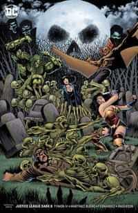 Justice League Dark #8 CVR B
