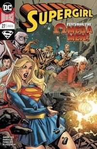 Supergirl #27 CVR A